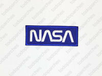 Parche bordado NASA