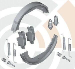 BMW Genuine Rear Hand/Park Brake Lining Shoes Set E46/E81/E82/E87/E88/E90