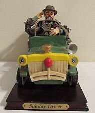 "Emmett Kelly, Sr.  Circus Collection ""Sunday Driver""   (Lot #13)"