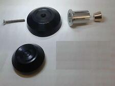 Triumph Sprint ST1050 Rear Axle Spindle End Cover Plug Kit - Black