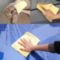 Home Car Washing Cleaning Towel Cloth Wipes Magic Chamois Leather Clean Cham
