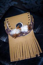 Western Tasche Westerntasche Indianertasche Indianer Kostüm Zubehör 125791613