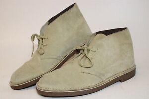 Clarks Mens 12 M 46 Originals Suede Chukkas Desert Ankle Boots 26114098