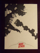 2013 MARS ATTACKS Invasion Robert Teranishi Sketch Card One Great Sketch Card