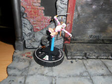 CUSTOM Heroclix GWENPOOL Minature Female Marvel Girl Hot Pink Sexy Deadly Figure