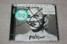 Madonna - Rebel Heart EU DELUXE CD with Polish stickers SEALED NEW