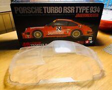Tamiya Porsche Turbo RSR Type 934 Jägermeister 40th Anniversary RARE Limited BOX