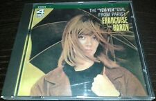 FRANCOISE HARDY RARE CD YEH YEH GIRL FROM PARIS