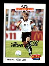 Thomas Hässler  DFB Panini Action Card 1992-93 TOP +A 116737 D