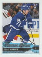(74943) 2016-17 UPPER DECK YOUNG GUNS MITCH MARNER #468 RC