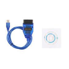 OBD2 OBDII KKL VAG-COM 409.1 USB Interface Diagnostic Cable For AUDI Volkswagen