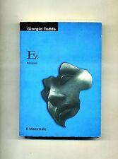Giorgio Todde # EL # Il Maestrale 2004
