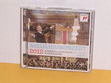 DOPPEL - CD - MARISS JANSONS - NEUJAHRSKONZERT 2012 - WIENER PHILHARMONIKER