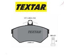 2194503 Kit pastiglie freno a disco ant.Audi-Vw (MARCA-TEXTAR)