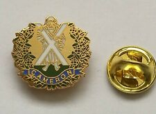 Queens Own Cameron Highlanders MOD licensed lapel pin badge 91