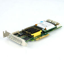 Adaptec ASR-5805/512MB 8 Channel SAS/SATA RAID Controller Card w/ Battery LP