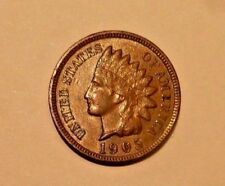1905 INDIAN CENT VERY NICE UNGRADED VERY COLLECTIBLE
