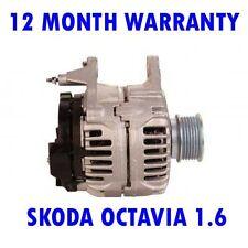 Skoda Octavia 1.6 2.0 2004 2005 2006 2007 2008 2009-2013 Alternador