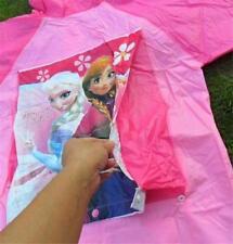 Vêtements imperméables rose pour fille de 2 à 16 ans toutes saisons