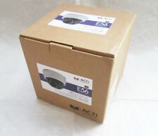 NEW  ACTi E56 3 MegaPixel Dome Security Camera WDR Night 1080p    Same Day Ship