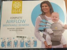 Lillebaby Sc-4A-210N Complete 6 Position Airflow Carrier 7-45lbs