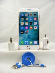 Apple iPhone 7 Plus - 128GB Silver Verizon Network Unlocked