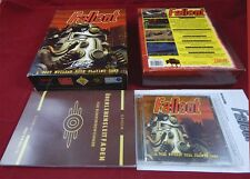 Fallout 1  Erstauflage  A Post Nuclear Role Playing Game - Interplay 1998
