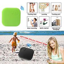 3PC Anti-Lost Tracker Bluetooth Pet Child Key Locator GPS Finder Alarm 25 Remote
