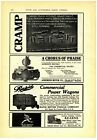 1910 Grabowsky Power Wagon Ad: Pfeiffer Beer Truck Pic - Pre-Prohibition Pre pro