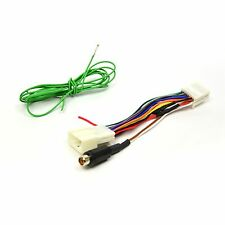 Brandmotion 16 Pin Backup Camera Harness for Toyota Scion Factory Display Radio