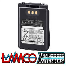ICOM BP-307 | IC-705 ID-51 ID-52 IP503 High Capacity Lithium Ion Battery | LA...