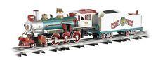 2013 Williams Ringling Bro Barnum & Bailey Circus Baldwin 4-6-0 Steam Locomotive