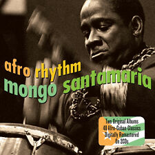 Mongo Santamaria AFRO RHYTHM Our Man In Havana/Sabroso 40 CLASSIC SONGS New 2 CD