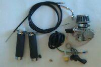 48cc 80cc engine motor bike parts - performance carburetor
