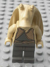 7171 7121 7161 7204 Cheveux LEGO STAR WARS OldBrown Minifig hair ref 30410