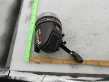 Vintage Zebco Pro Staff 20/20 Spincast fishing Reel Made In Usa