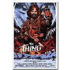 """The Thing Horror Classic Movie Poster HD Canvas Art Print 12 16 20 24"""" Sizes #3"""