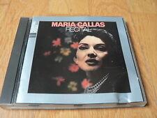Maria Callas - Recital (Movimento Musica - 1985 - Bellini - Donizetti - Verdi)