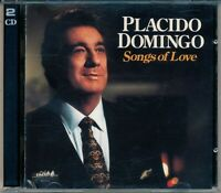 Songs Of Love, Placido Domingo, Cema Special Markets/Capitol Records, CD
