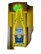 Large Vintage Corona Extra Neon Light Wall Hanging Beer Sign - Bar Billiard Lamp