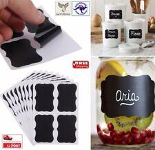 36pcs Blackboard Chalkboard Stickers Kitchen Jars Organizer Labels [A3X~A11]