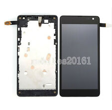 Microsoft Nokia Lumia 535 CT2S1973FPC LCD Display Touch Screen Assembly&Frame