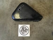 1966 - 1970 TRIUMPH / BSA T25 / B25 / B44 TOOLBOX SIDE COVER 40-9172