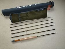 GUIDELINE FARIO CRS TRAVEL FLY FISHING ROD 9' #6 6 PIECE NEW
