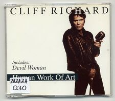 Cliff Richard Maxi-CD Human Work Of Art - Dutch 4-track CD