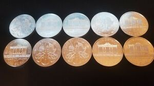 10 x 1 oz Silver - Philharmonic 2013 - Silver 999/1000 - UNC