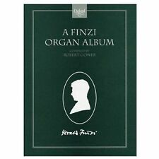 A Finzi Organ Album, Very Good Condition Book, , ISBN 9780193753686