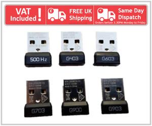 Genuine Logitech G403 G603 G703 G900 G903 Pro Wireless Mouse USB Receiver Dongle
