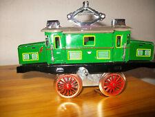 Blechspielzeug Lok Spur 1 Uhrwerk