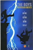The Boys #48 Batman The Dark Knight Returns HOMAGE COVER